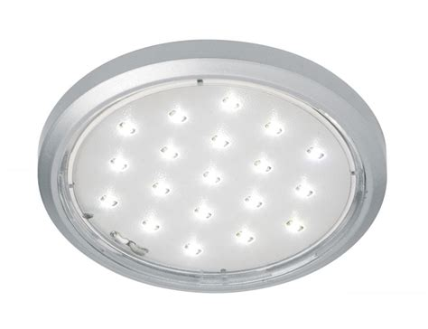 1.4w 12v Led Flat Round Low Energy Downlight (warm White