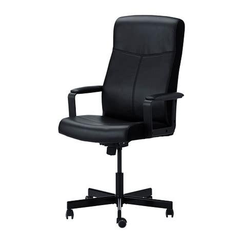 chaises pivotantes malkolm chaise pivotante bomstad noir ikea