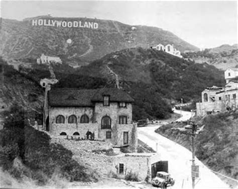 The Stand Woodland Hills by Hollywoodland History