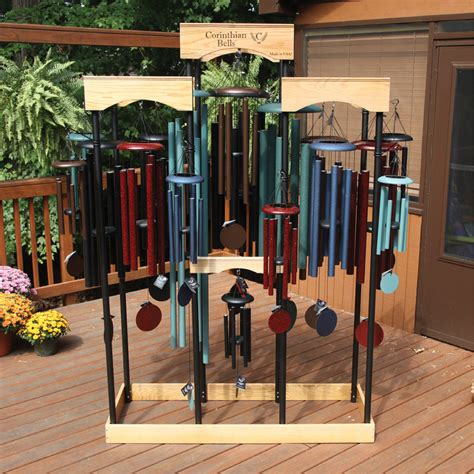 wind chimes to a gardener s ears garden center