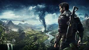 How Just Cause 4s Tornado Works And A Glimpse At All The