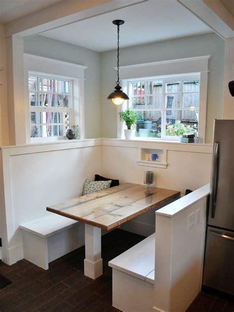 Kitchen Booth Ideas Furniture by 25 Best Ideas About Kitchen Booths On Kitchen