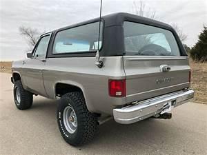 1977 Chevrolet K5 Blazer 28k Miles  4x4