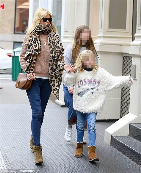 claudia schiffer and family claudia schiffer steps out in nyc daily mail online