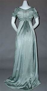 1910 ___ Evening Dress by Liberty of London ___ silk ...
