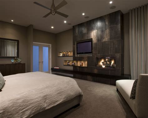 Bedroom Design With Fireplace by 21 Impressive Master Bedroom Design Ideas With Fireplaces