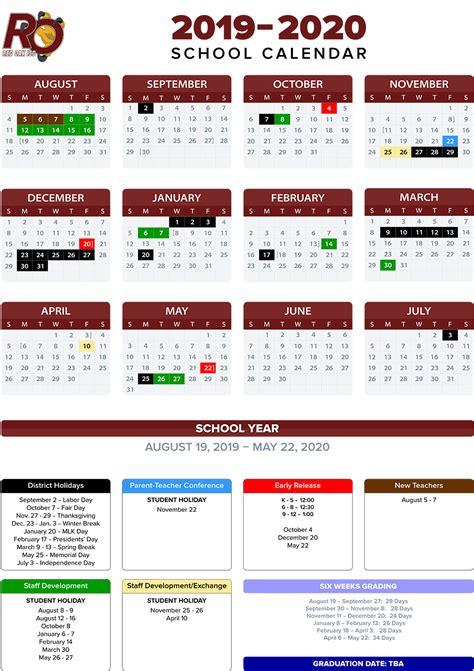 annual school calendar annual calendars