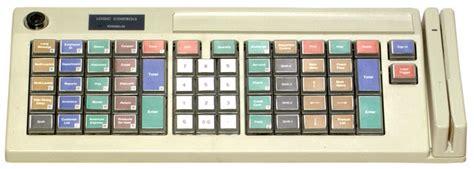 logic controls kbmu bk pos keyboard  price