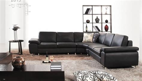 sectional sofas okc ok contemporary style bonded leather living room furniture