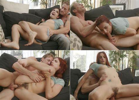 Step Stepfather Is Sleazy And Desires Not Her Congener