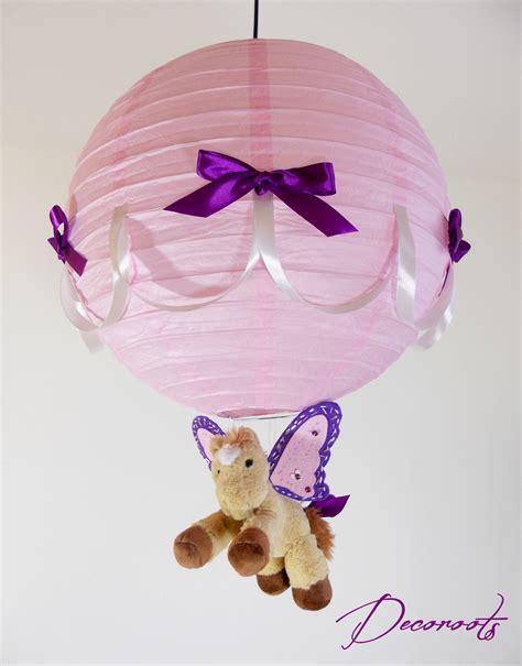 abat jour bebe fille le suspension enfant b 233 b 233 caramel le poney ail 233 et violet enfant b 233 b 233 luminaire