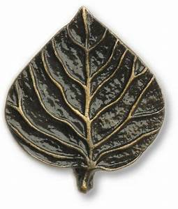 buck snort lodge aspen leaf cabinet knob 174 the log With kitchen cabinets lowes with aspen trees wall art