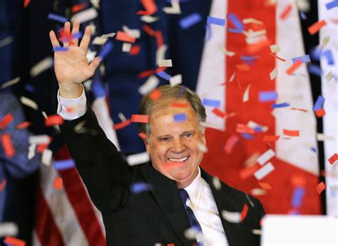 doug jones wins  alabama senate race