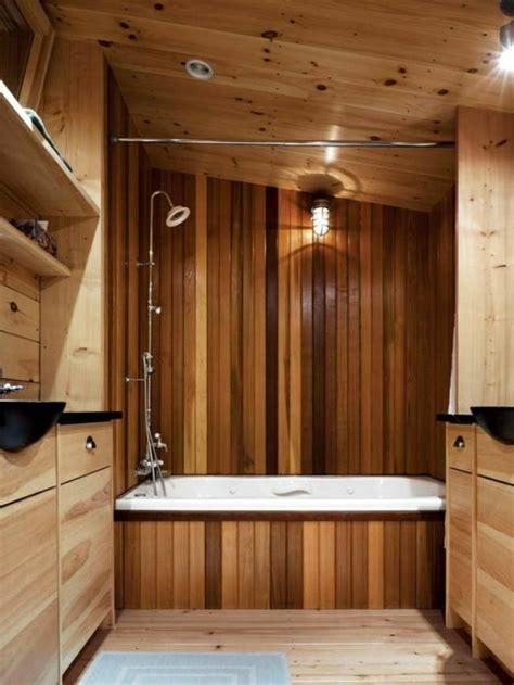 Badezimmer Unterschrank Holz Hängend by Waschtisch Aus Holz F 252 R Mehr Gem 252 Tlichkeit Im Bad