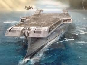 Future Of Super Aircraft Carrier Concepts Youtube