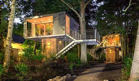 Spectacular Treehouses To Stay In This Summer-the Spaces