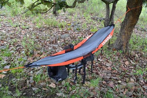 Pack Hammock by Transformer Backpack Is Also A Hammock Gearjunkie
