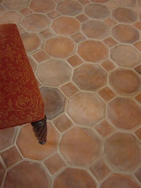 Buy Octagon Brick Floor Tile Pavers   Pak Clay Roof Tiles