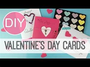 Easy Valentine's day DIY card tutorial | Doodling for ...