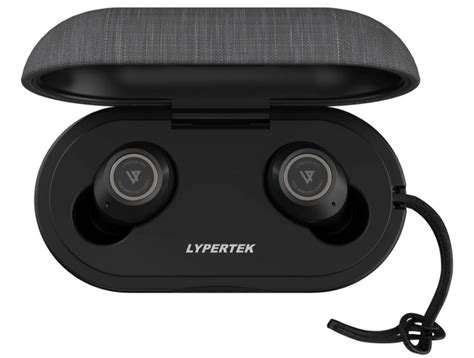 LYPERTEK TEVI truly wireless earbuds with Kalimba DSP ...