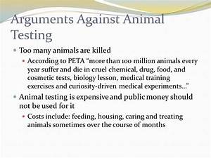 drug testing on animals pros and cons