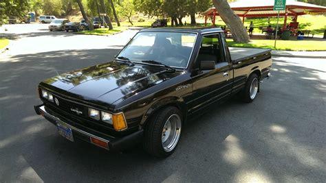 Datsun Mini Truck by Original 1980 Datsun 720 Mini Truck Madness