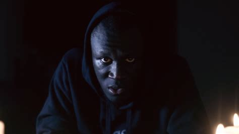 Watch Stormzy's Chilling New