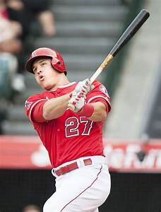 Mike Trout returns to the Angels' lineup - Anaheim news ...