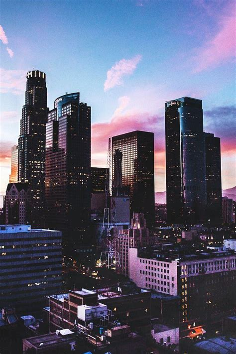 Los Angeles City Wallpapers - Wallpaper Cave