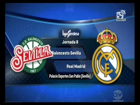 Liga Endesa 2014/2015 J8 - Baloncesto Sevilla vs Real ...