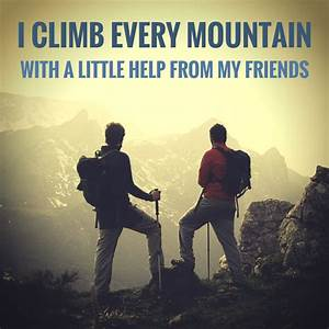 The 200 Most Be... Friendship Mountain Quotes