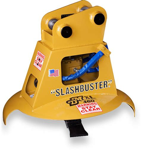 brush cutter attachment  compact excavators