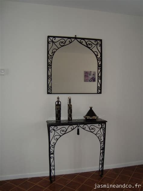 awesome miroir fer forge marocain 12 cadre 224 miroir carr 233 petit cadre en fer forg 233