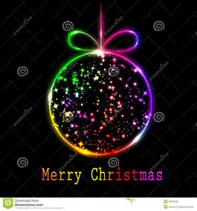 merry greeting card stock photography image 22261692