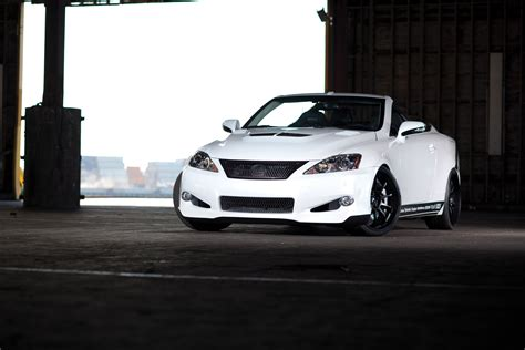Lexus Is 350c Tuned By O-60 Magazine