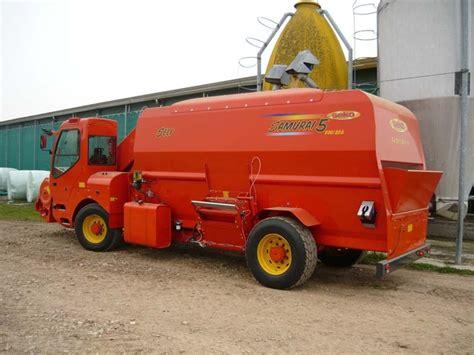 New SEKO 600/205 SAM 5 self-propelled Livestock Feeding ...