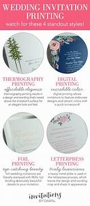 267 best images about wedding help tips on pinterest With wedding invitation printing process
