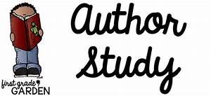 First Grade Garden: Daily Schedule - Author Study