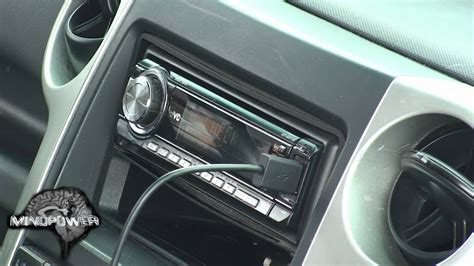 How To Get A Usb In Your Car by Use Your Android With Your Car Stereo