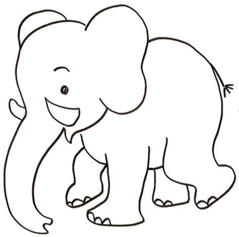 disegno  cucciolo  elefante     based