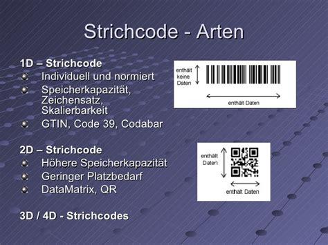 barcode und rfid im vergleich