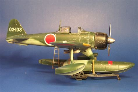 Review: Nakajima A6M2-N Type 2 Fighter Seaplane (RUFE ...
