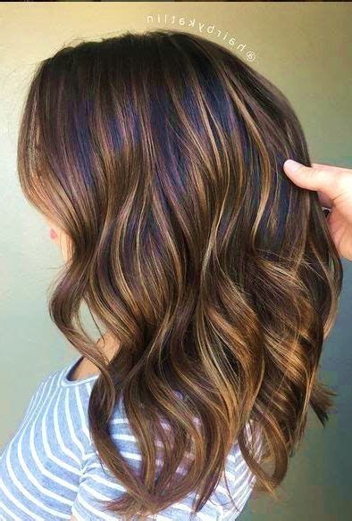 ideas  caramel balayage  pinterest