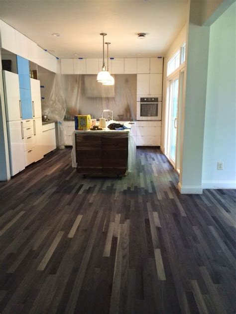 ebonized wood floors 109 best images about flooring on pinterest stains red oak and hexagons