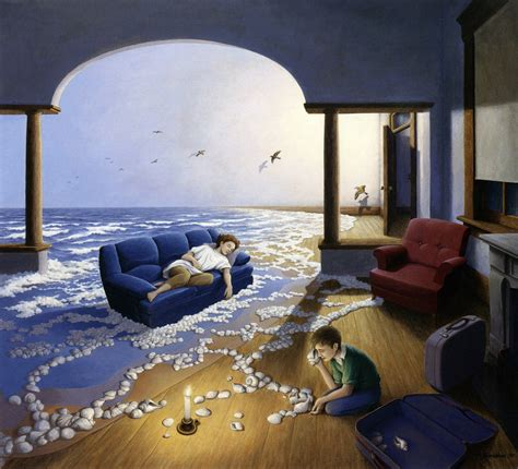 incredible paintings  rob gonsalves meen curry