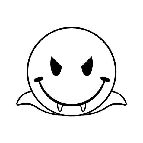 Kleurplaat Emoji Met Hartje by Leuk Voor Smiley Emoji 0028