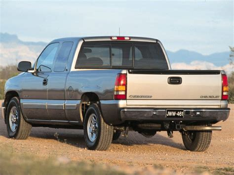 1999 Chev Truck by 1999 Chevrolet Silverado 1500 Reviews Specs And Prices