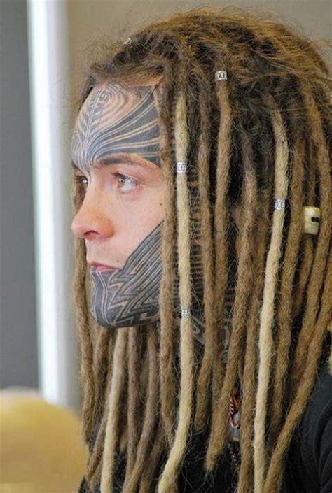 coiffure dreadlocks homme