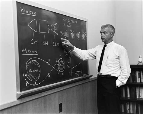 John Houbolt, NASA engineer who fought for Apollo moon ...