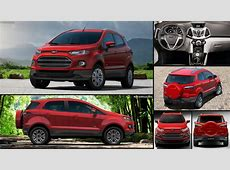 Ford EcoSport 2013 pictures, information & specs